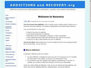 www.addictionsandrecovery.org/index.html